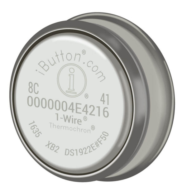 Thermochron DS1922E Temperature Logger copyright OnSolution Pty Ltd